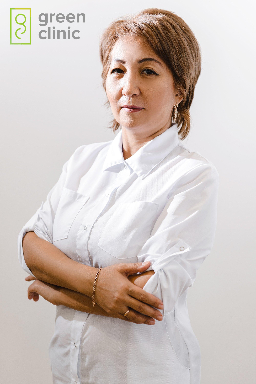 Сатыбекова Айман
