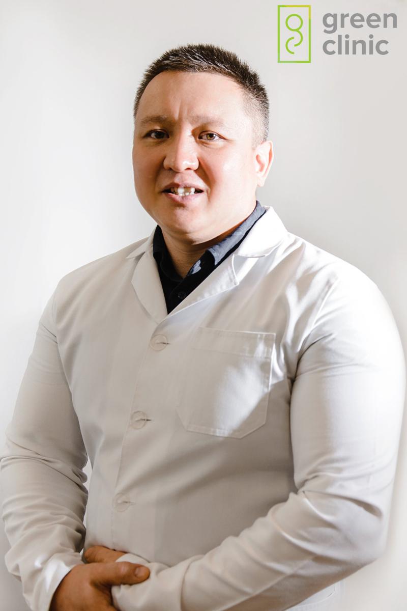 Жумабеков Ержан