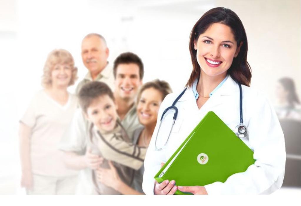 Годовое медицинское обслуживание в «GREEN CLINIC»
